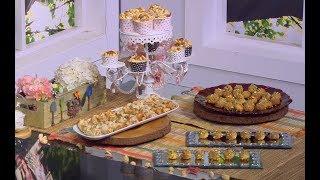 مافن الموز بحشوة الشوكولاتة - حلوى كمال باشا - لفائف بيتزا الجلاش| زعفران وفانيلا (حلقة كاملة)