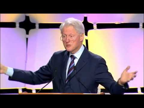 Leadership Tips From the President Himself | Bill Clinton @ LEAD Presented by HR.com