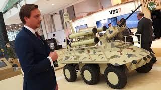 UMEX 2018 International Unmanned Systems Exhibition Ground Air Naval Abu Dhabi UAE Day 2