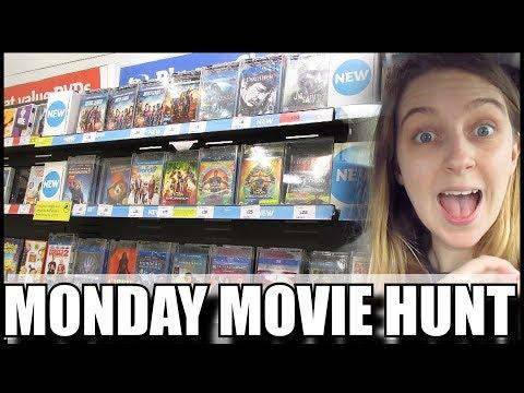 MONDAY MOVIE HUNTING : Bank Holiday!! Bonus Pickup!