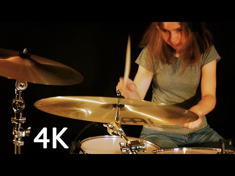 Foreplay/Long Time (Boston); drum cover by Sina