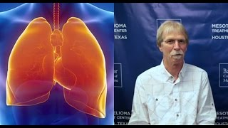Asbestos Exposure Lung Cancer Survivor – Patrick Appert