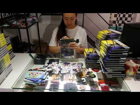 EXO - ★ THE WAR ☆ P-Version unboxing 【 126 albums 】
