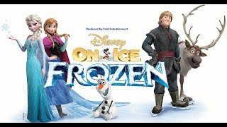 """""""Disney on Ice: Frozen and Friends"""" FULL SHOW in Long Beach, California"""