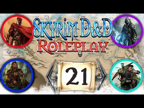 SKYRIM D&D ROLEPLAY #21 (CAMPAIGN 2) S2E21 thumbnail