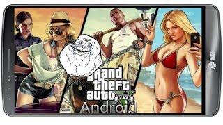 Como Descargar Grand Theft Auto 5 Para Android 2016 | Beta