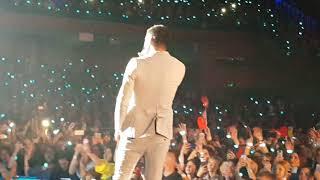 Дима Билан Never Let You Go Москва Крокус Сити Холл 8 11 2017