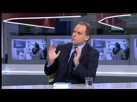 Diario de la Noche de Telemadrid: Daniel Lacalle