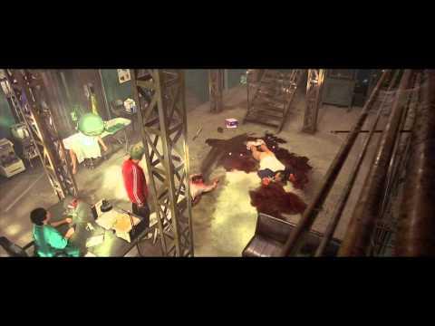 Sympathy For Mr. Vengeance violent scene