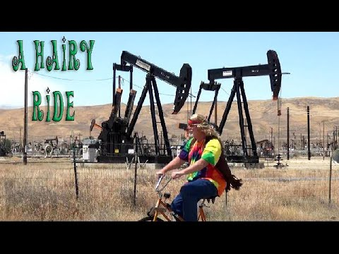 A Hairy Ride Video
