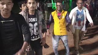 Dance for dost tari dosti Rohit thakor live garba 2018