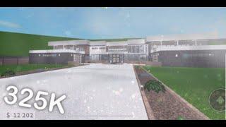 Proprietà ROBLOX . Bloxburg: Villa Vacanza 325k giro turistico