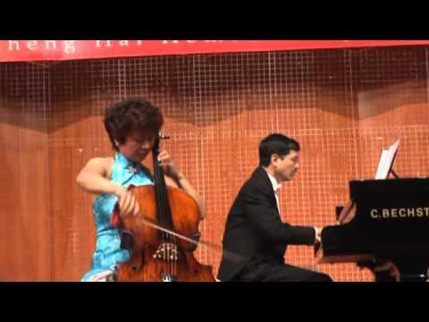 Hai Zheng Olefsky - Silent Woods Op. 68 No.5