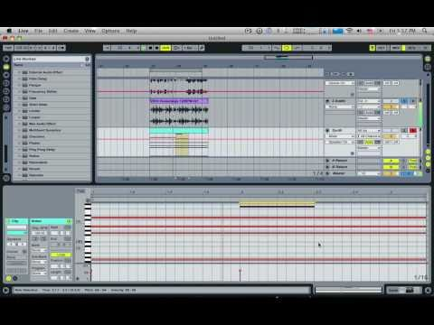 How to use the Vocoder Effect in Ableton - House Ninja Music