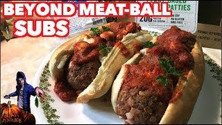 Meatball Subs - Vegan Zombie & No Egg Craig