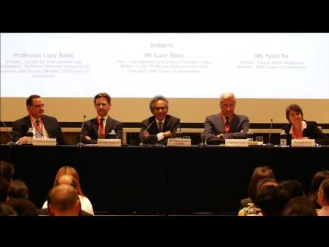 SIAC-CIArb Debate 8 June 2017