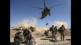 Lính Mỹ và Trận Chiến Khốc Liệt Ở Biên Giới Afghanistan Không Được Công Khai