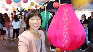 Hội chợ đông vui của người Việt ở California ( cuộc sống Mỹ )