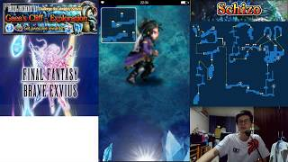♦FFBE♦ Final Fantasy VII - Gaea's Cliff - Exploration [First Look]