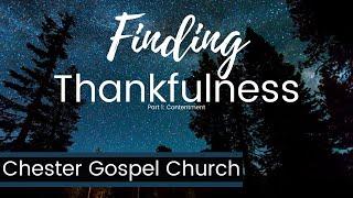FindingThankfulness Pt1