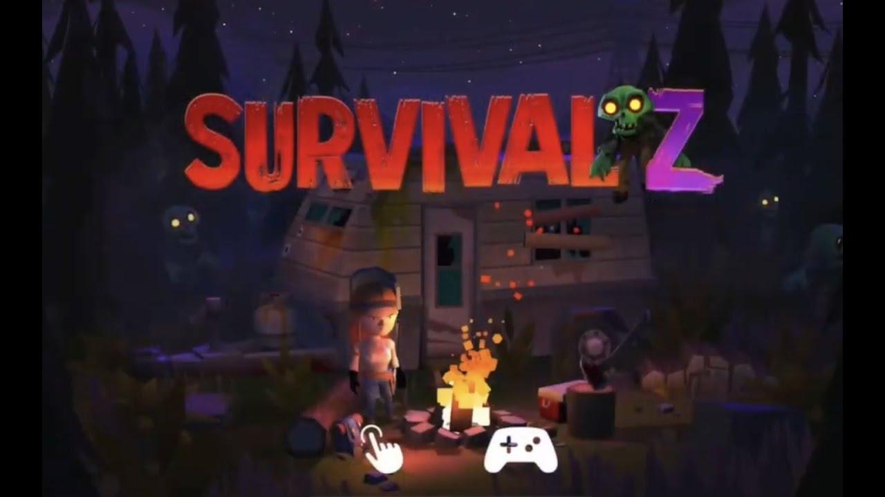 Apple Arcade: 'Survival Z' Gameplay Trailer