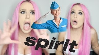Download SPIRIT FLIGHT ATTENDANT SCREAMED AT ME & TOOK MY PHONE... and more Mp3 and Videos