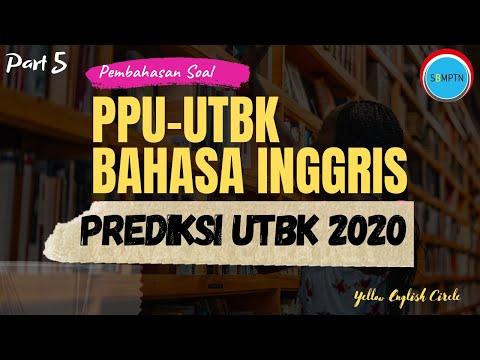 prediksi-ppu-utbk-bahasa-inggris-2020-|-cara-tercepat-mengerjakan-soal-soal-sering-keluar-|-part-5