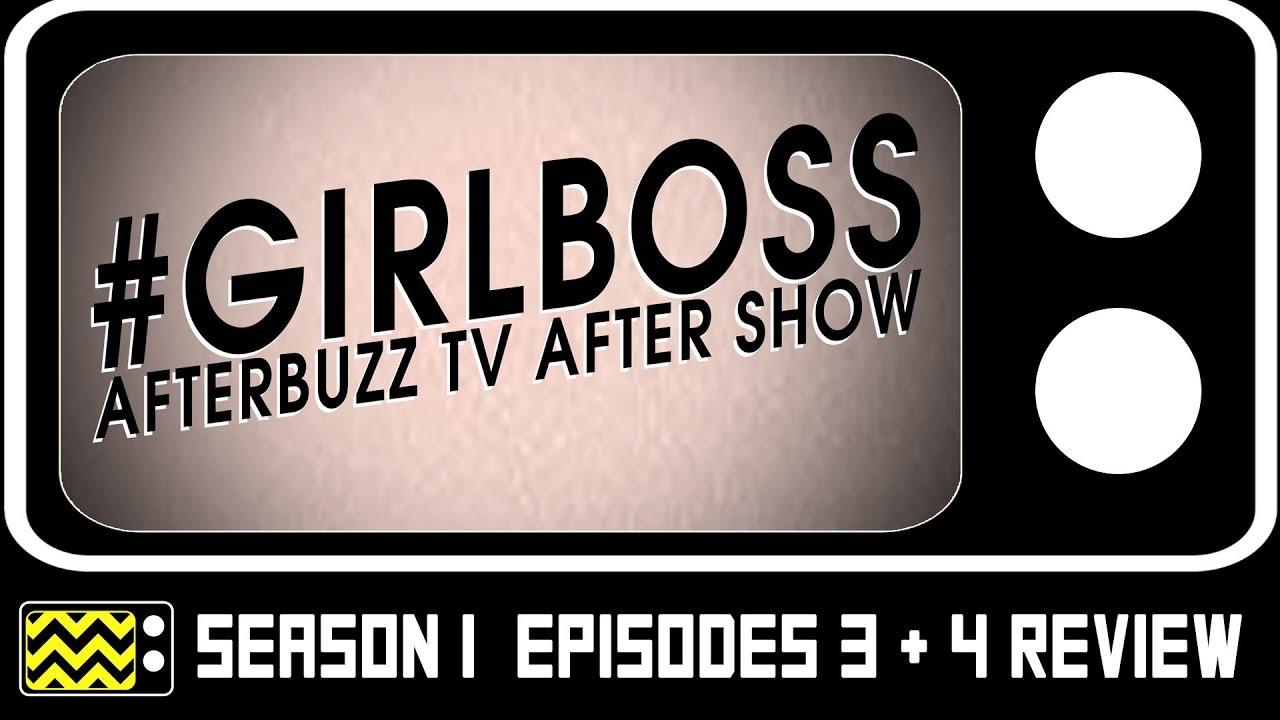 Download Girlboss Season 1 Episodes 3 & 4 Review & After Show | AfterBuzz TV