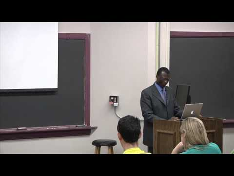 "Dr Ochieng - ""Chronotopia; Imagination, Social Change, and Justice in African Social Movements"""