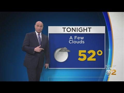 KDKA-TV Evening Forecast (4/22)