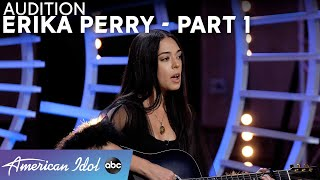 "Erika Perry's ""ET"" Persona; A Style Or A Gimmick? Part 1 - American Idol 2021"