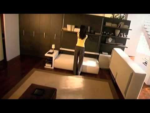 Muebles clei en mobel madrid youtube - Muebles 1 click madrid ...