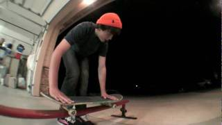 how to frontside 5050