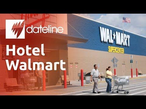 Meet the Homeless Americans Living in Walmart Parking Lots