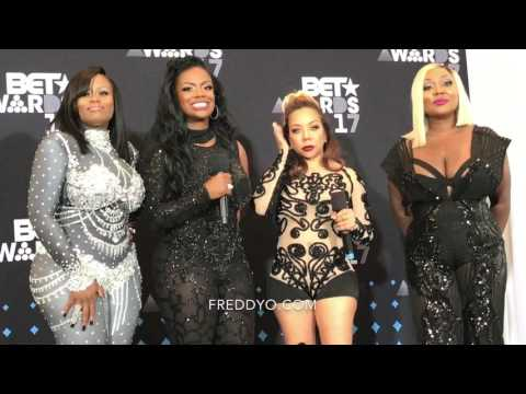 Xscape first performance after the BET awards