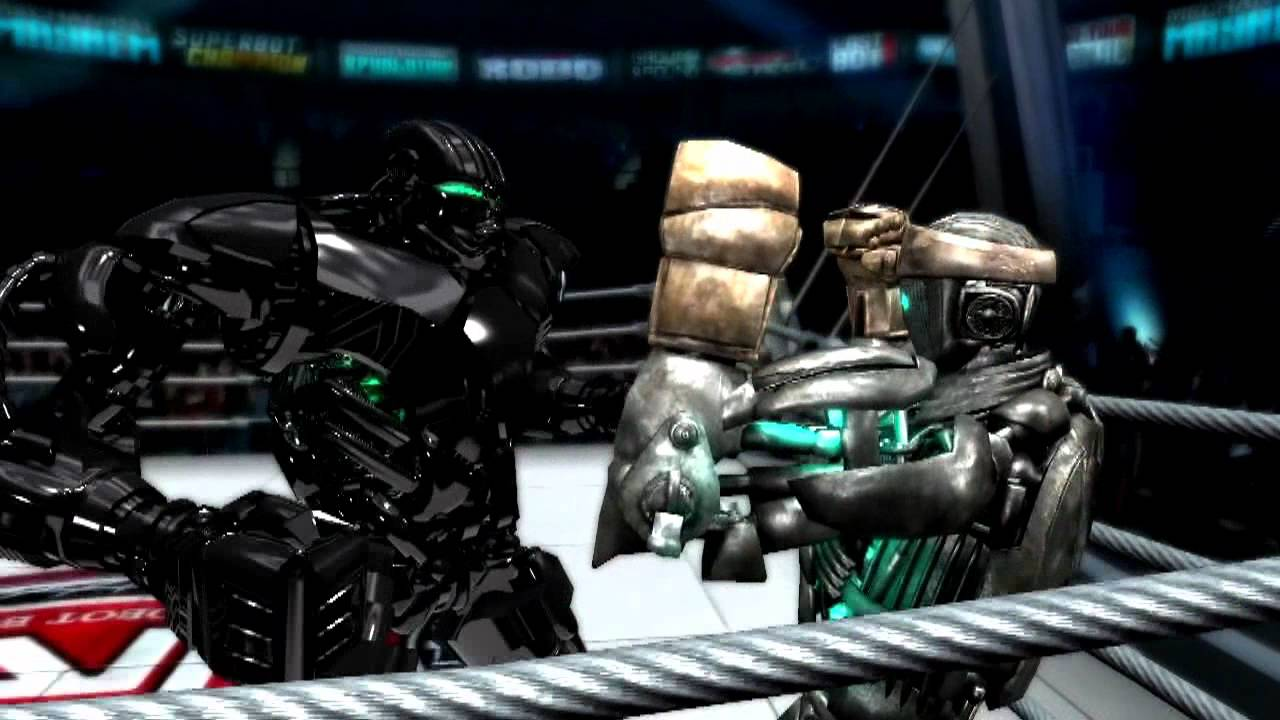 Real Steel Online Game.Com