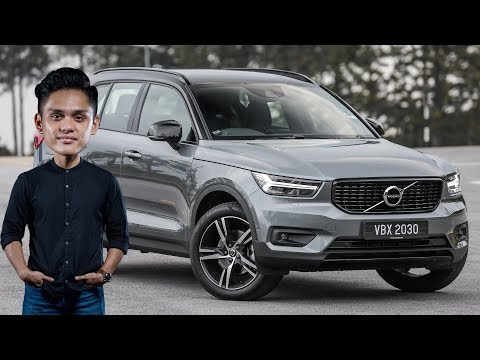 FIRST DRIVE: 2018 Volvo XC40 T5 AWD R-Design in Malaysia