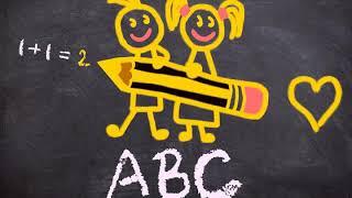 [Kids music] The Alphabet Song for kids