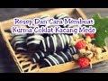 Resep Dan Cara Membuat Kurma Coklat Kacang Mede
