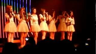 A Pink - Wishlist, Let Us Just Love and My My (Live @ Kool Haus 03/21/12)