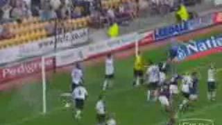 Mart Poom Goal Sunderland v Derby