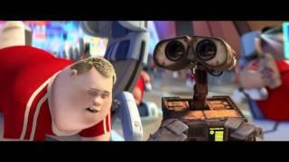 Wall-E: Human Dystopia thumbnail