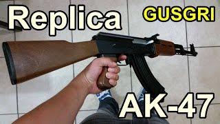 Replica AK-47 (GUSGRI)