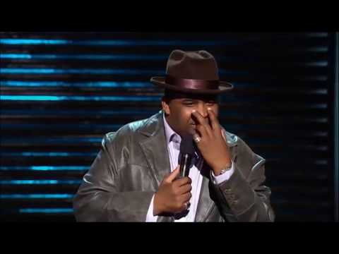 Patrice O'Neal - Elephant In The Room clip (2011)