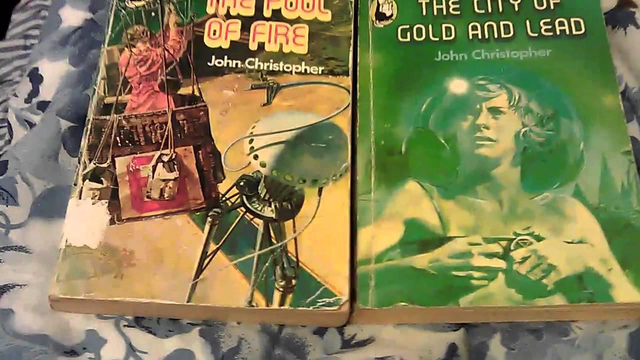 Uncategorized Tripod Books my old tripod trilogy books by john christopher youtube christopher