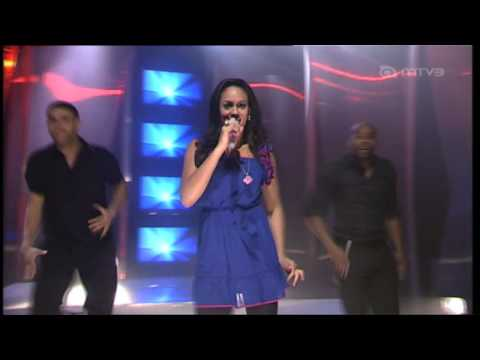 Alesha Dixon - The Boy Does Nothing - Huuma (HD)