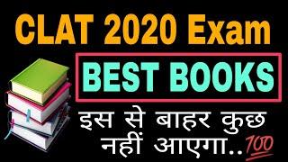 CLAT 2020 Best Books    Best Books for CLAT 2020 Preparation    By Sunil Adhikari   