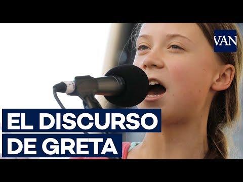 """""""Nuestra casa está en llamas"""", el emotivo discurso de Greta Thunberg en Nueva York"""