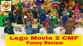 Lego Movie 2 Minifigures Review