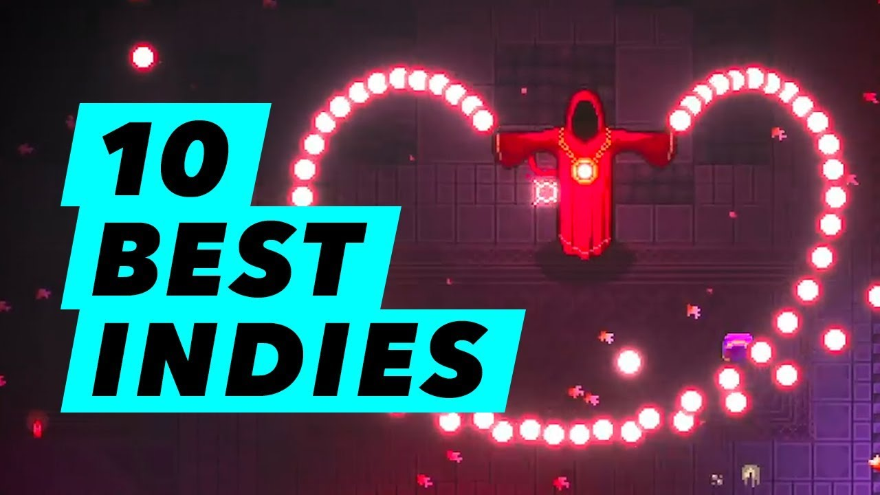 10 Best Indie Games On Nintendo Switch By Metacritic Score Youtube